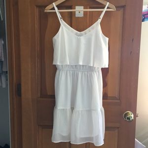 White dress from Delias